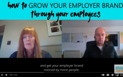 Tips Tuesday – How to grow your Employer Brand through your employees