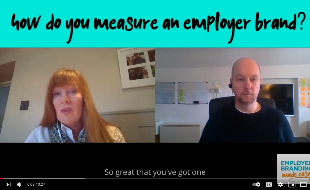 Tips Tuesday - How do your measure and employer brand? video thumbnail