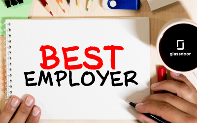 What do Glassdoor's Top 10 UK Best Places to Work in 2021 all have in common?