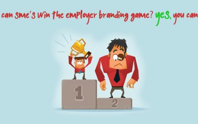 Can SME's win the employer branding game? Yes, you can!