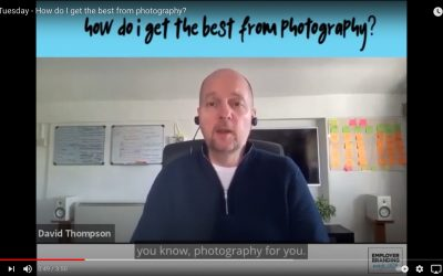 Tips Tuesday – How do I get the best from photography?